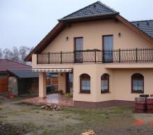 Rodinný dům Horní Lom -