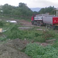 Stavba Litvínov - 2009 - Litvínov - Základová deska pro RD včetně zasíťování pozemku.