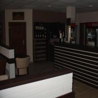 Interiér cukrárny v Teplicích - 2008 - Teplice -  Rekonstrukce cukrárny v Litvínově.