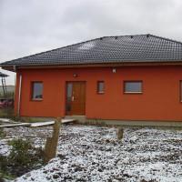 Rodinný dům Drahkov - 2007 - Drahkov -